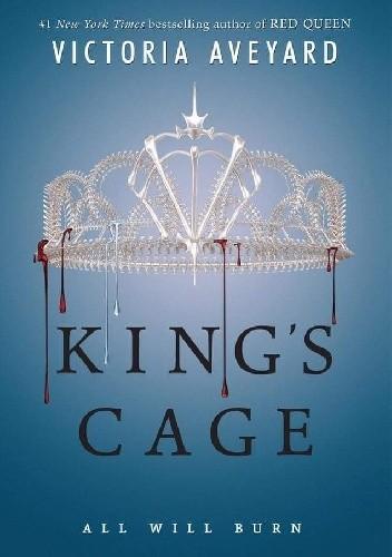 Okładka książki King's Cage