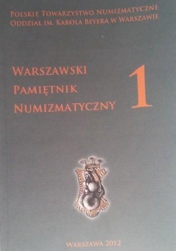 Okładka książki Warszawski Pamiętnik Numizmatyczny