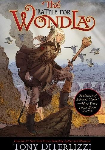Okładka książki The Battle for WondLa