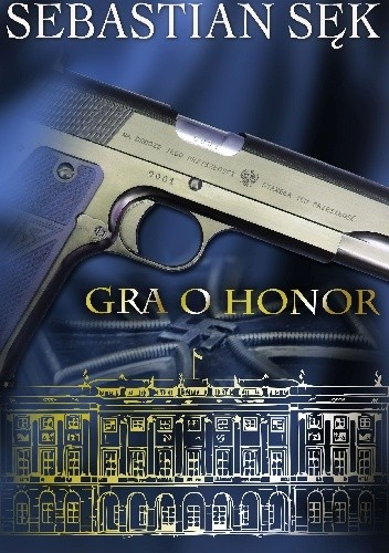 Okładka książki Gra o honor