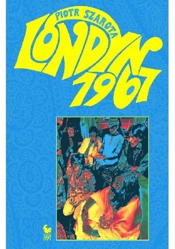 Okładka książki Londyn 1967