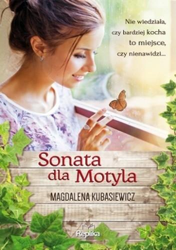 Okładka książki Sonata dla motyla