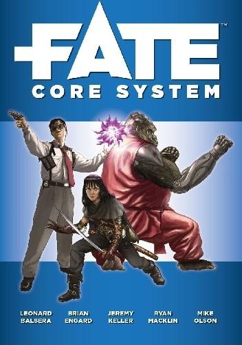 Okładka książki Fate: Core System