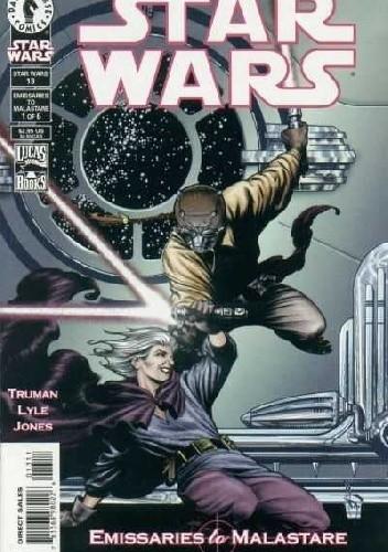 Okładka książki Star Wars: Republic #13