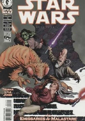 Okładka książki Star Wars: Republic #16