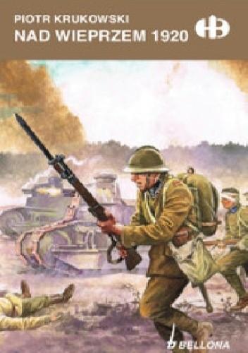 Okładka książki Nad Wieprzem 1920
