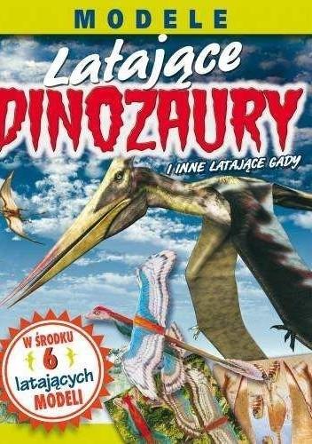 Okładka książki Latające dinozaury