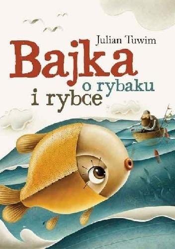 Okładka książki Bajka o rybaku i rybce