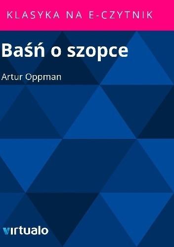 Okładka książki Baśń o szopce