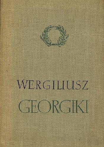 Okładka książki Georgiki