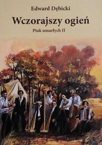 Okładka książki Wczorajszy ogień