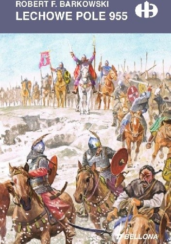Okładka książki Lechowe Pole 955