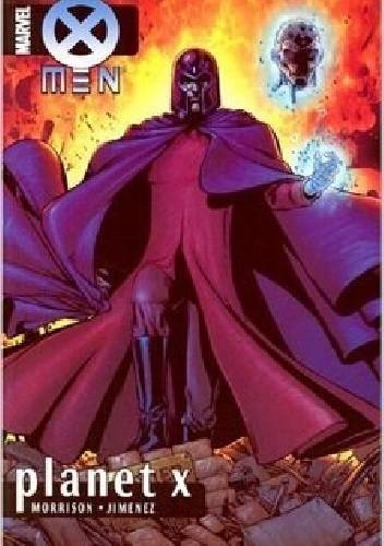 Okładka książki New X-Men, Vol. 6: Planet X