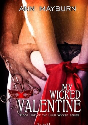 Okładka książki My Wicked Valentine