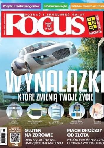 Okładka książki Focus, nr 1/2015