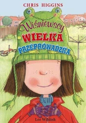 Okładka książki Wiśniewscy. Wielka przeprowadzka