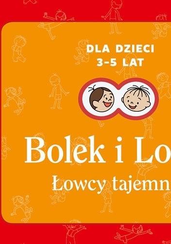 Okładka książki Bolek i Lolek. Łowcy tajemnic