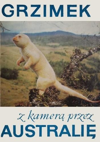 Okładka książki Z kamerą przez Australię