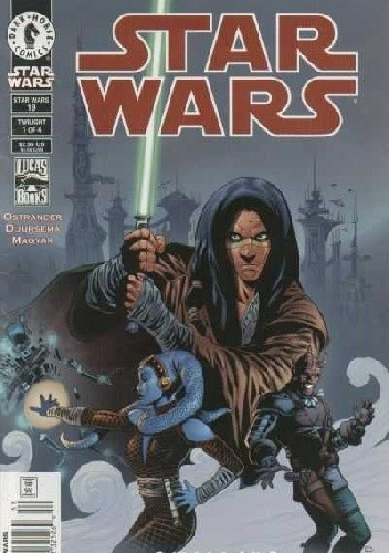 Okładka książki Star Wars: Republic #19