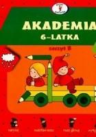 Akademia 6-latka. Zeszyt B
