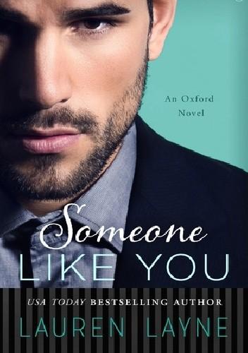 Okładka książki Someone Like You
