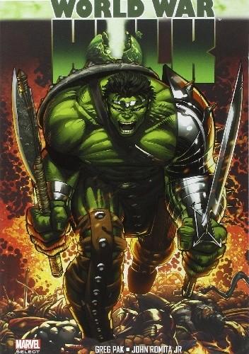 Okładka książki World War Hulk