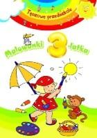 Malowanki 3-latka. Tęczowe przedszkole