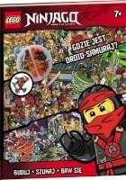 Lego Ninjago. Gdzie Jest Droid-Samuraj?