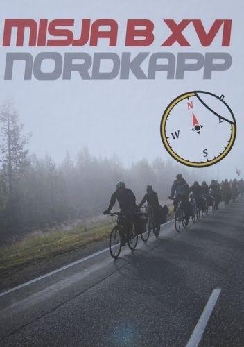 Okładka książki Misja B XVI Nordkapp