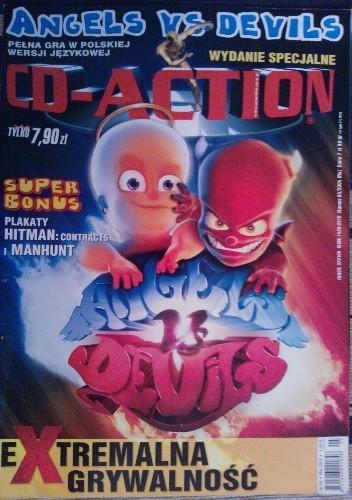 Okładka książki CD-Action Wydanie Specjalne 04/2004