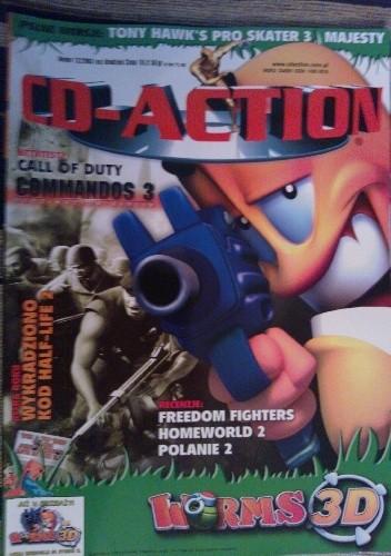 Okładka książki CD-Action 12/2003