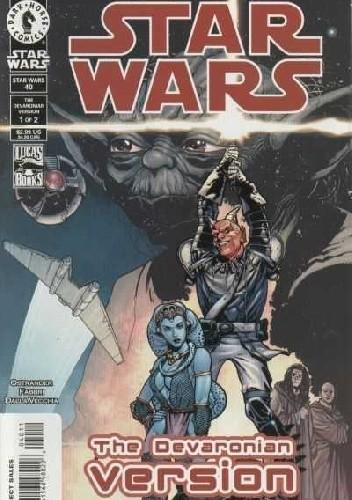 Okładka książki Star Wars: Republic #40
