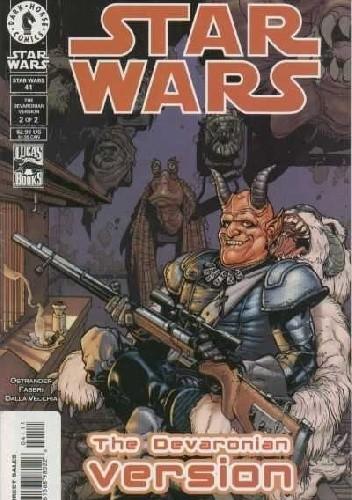 Okładka książki Star Wars: Republic #41