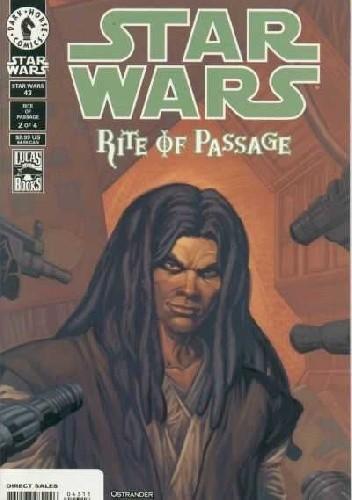 Okładka książki Star Wars: Republic #43