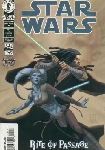Okładka książki Star Wars: Republic #44