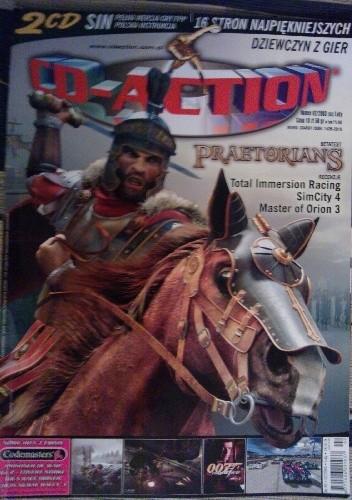 Okładka książki CD-Action 02/2003
