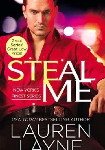 Okładka książki Steal Me