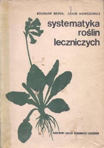 Okładka książki Systematyka roślin leczniczych