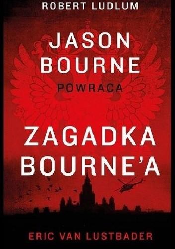 Okładka książki Zagadka Bourne'a