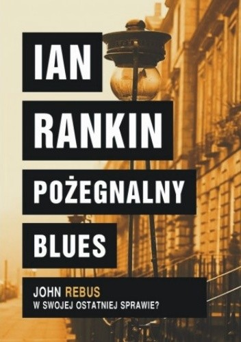 Okładka książki Pożegnalny blues