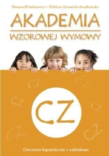 Okładka książki Akademia wzorowej wymowy CZ