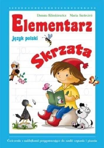 Okładka książki Elementarz Skrzata. Język polski