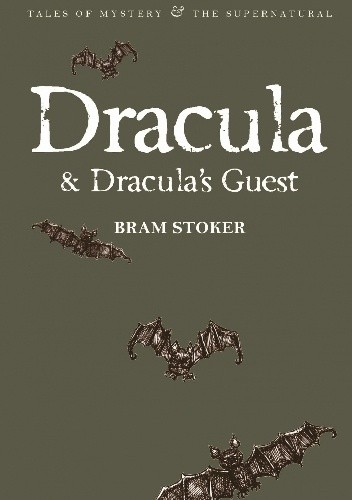 Okładka książki Dracula & Dracula's Guest