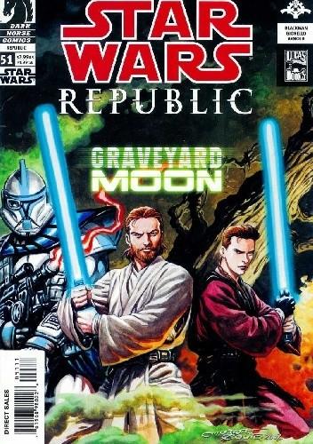 Okładka książki Star Wars: Republic #51