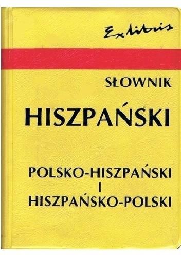 Okładka książki Słownik kieszonkowy hiszpańsko-polski i polsko-hiszpański