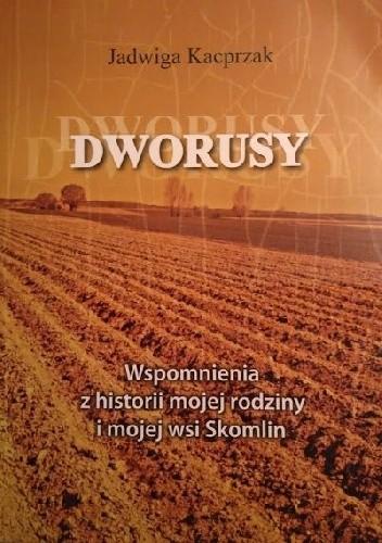 Okładka książki Dworusy.