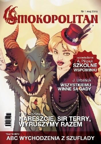 Okładka książki Smokopolitan (1/2015)