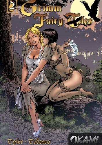 Okładka książki Grimm Fairy Tales #02 Kopciuszek
