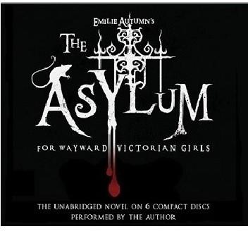 Okładka książki The Asylum for Wayward Victorian Girls (audiobook)