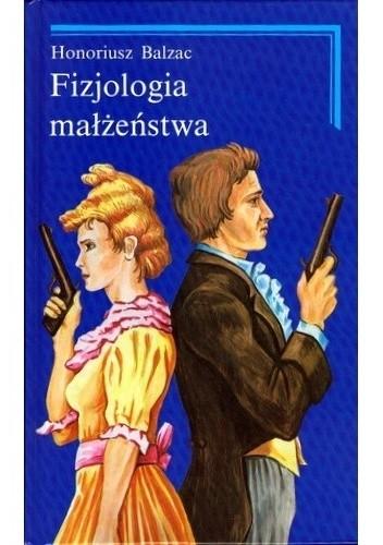 Okładka książki Fizjologia małżeństwa